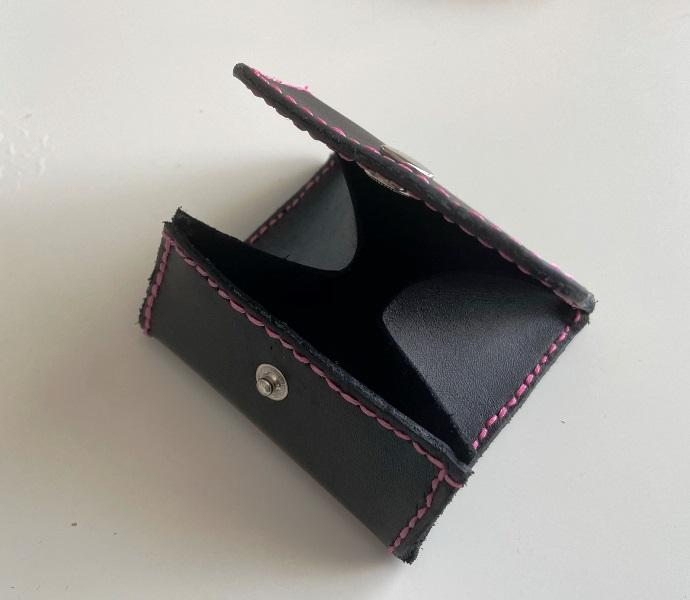 ボックス型コインケースその2
